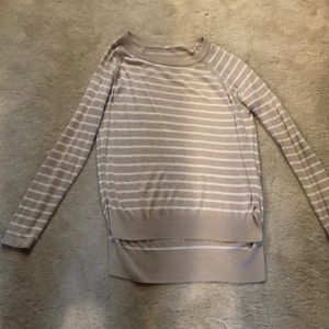 Lululemon long sweater